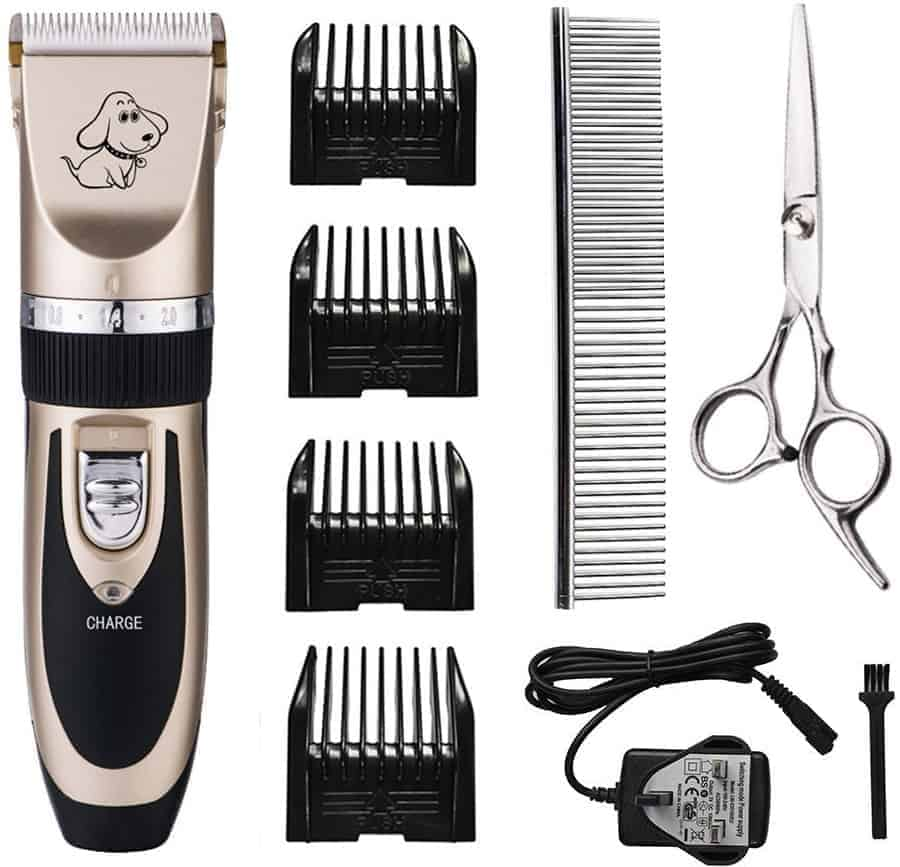 Best Cordless Dog Clippers – Otstar Professional Pet