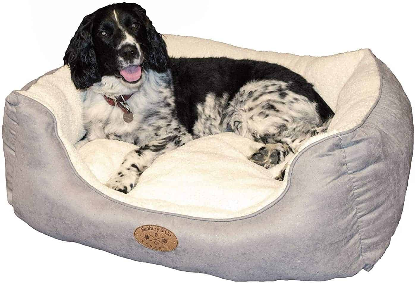 Best Luxury Dog Bed – Banbury