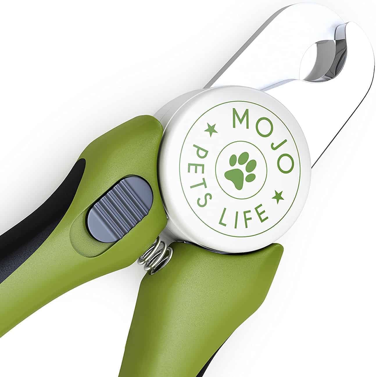 MoJo PetsLife Professional Dog Nail Clippers and Trimmers