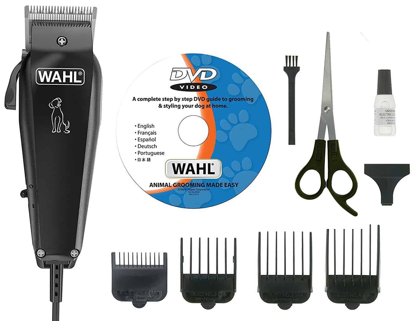 Wahl Multi Cut Mains Dog Clipper Set