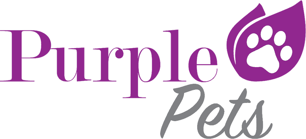 purple pets logo