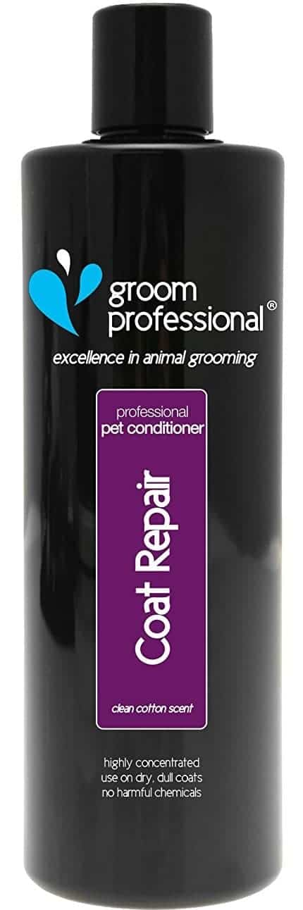 Best Dog Conditioner – Groom Professional