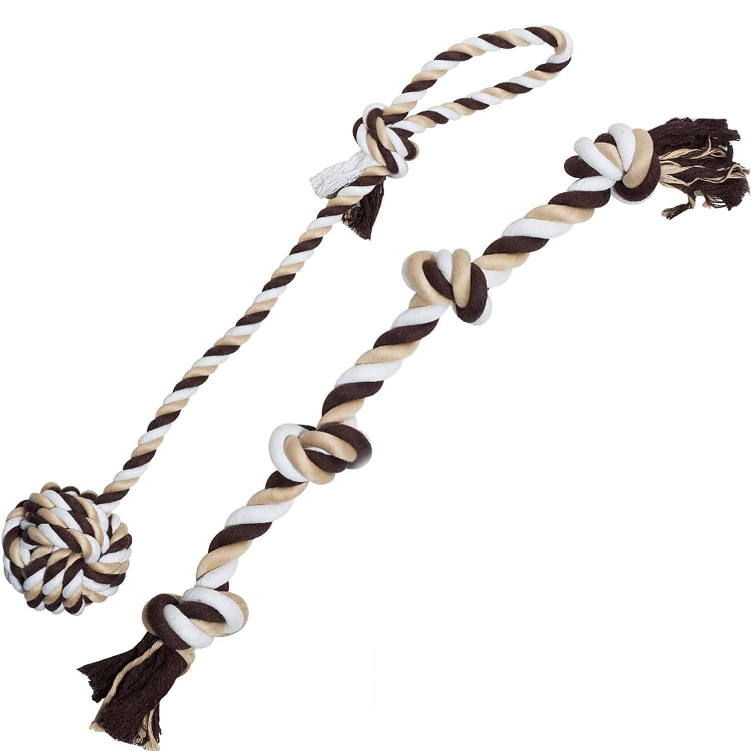 Best Dog Rope Toys – The Natural Pet Company