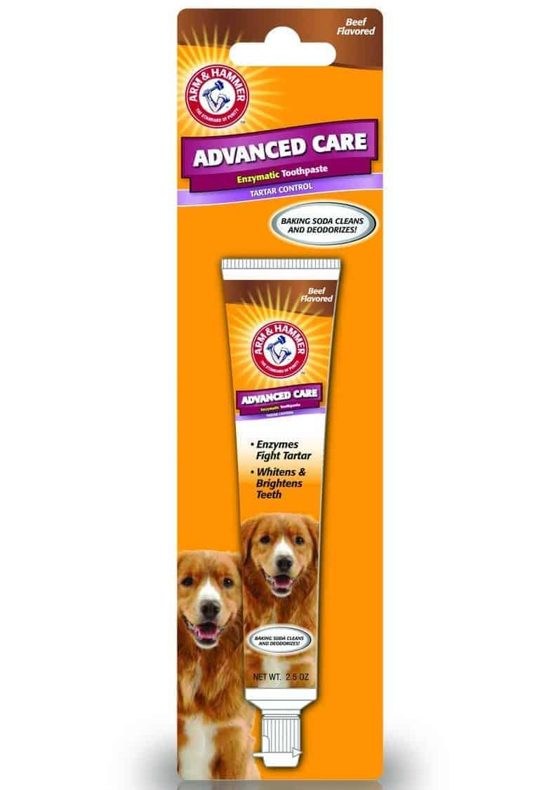 Best Dog Toothpaste – Arm and Hammer