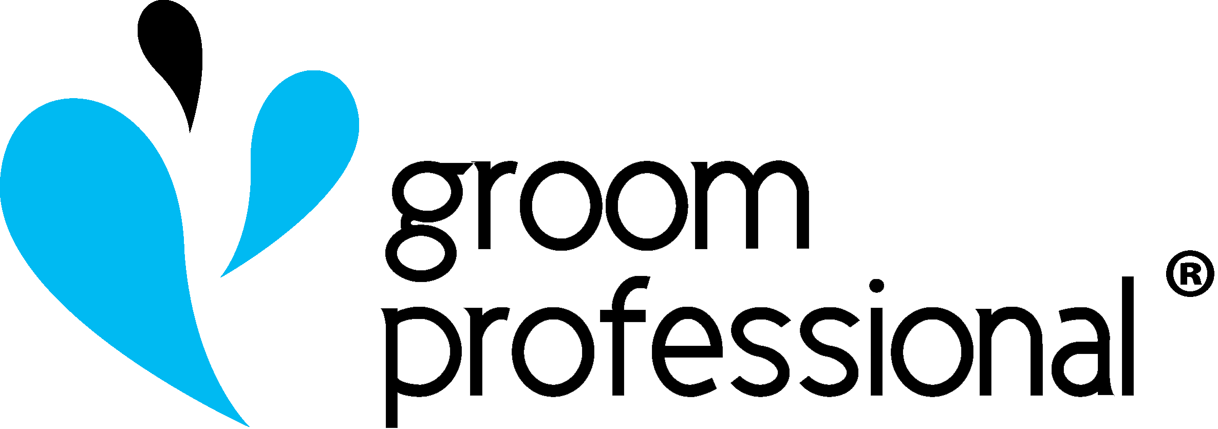 groom professional logo