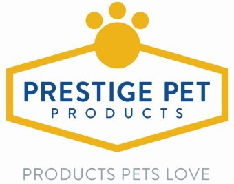 prestige pet products logo