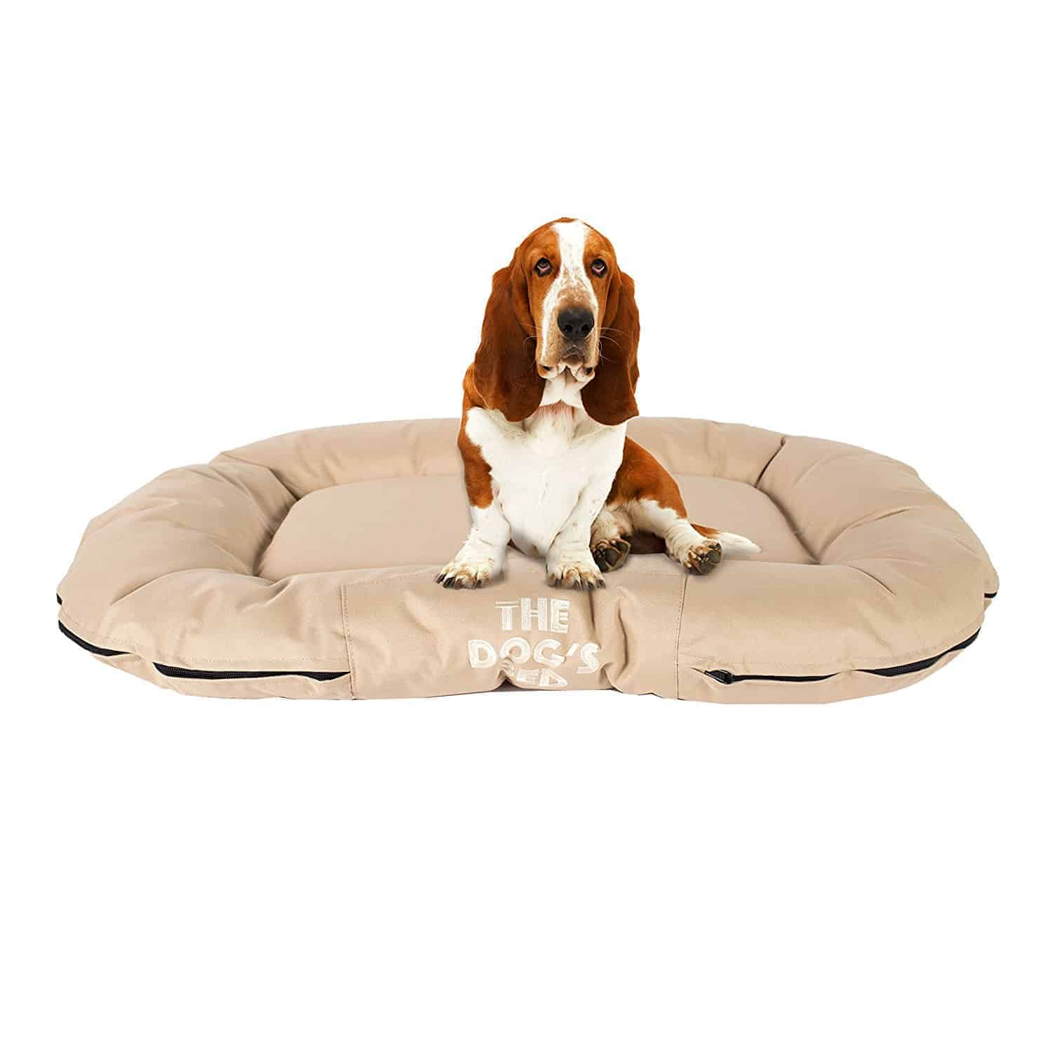 Best Chew Proof Dog Bed UK – The Dog's Balls