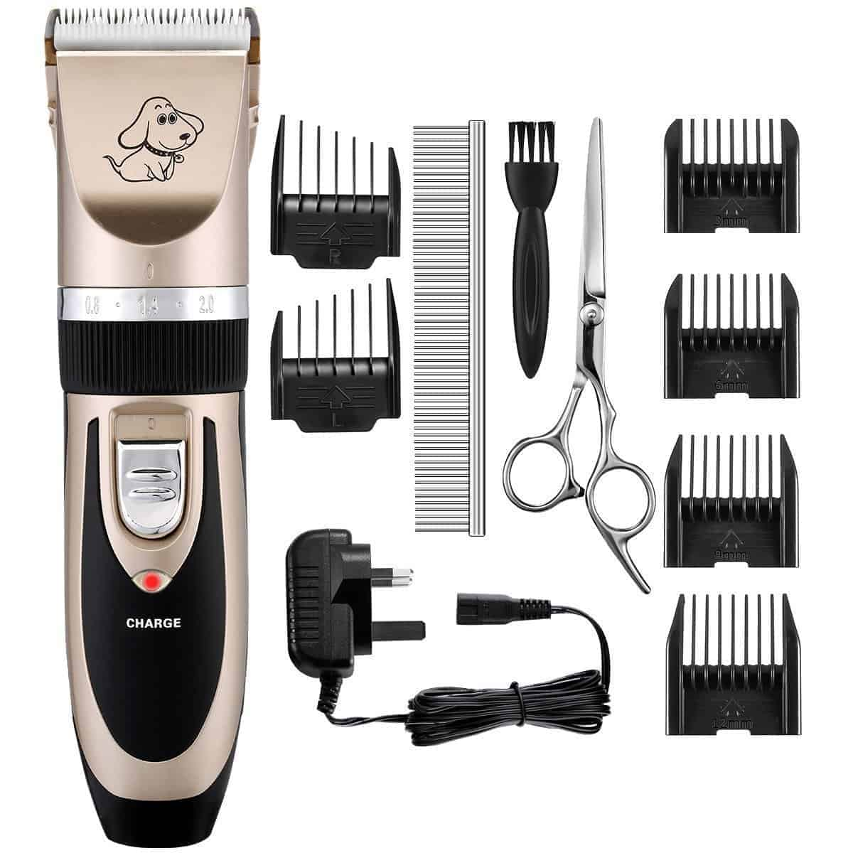 Best Cordless Dog Clippers - OMORC