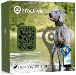 Tractive Hunter Edition