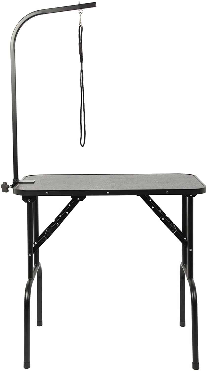Allright grooming table