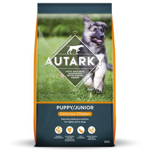 Autarky Junior Puppy Food