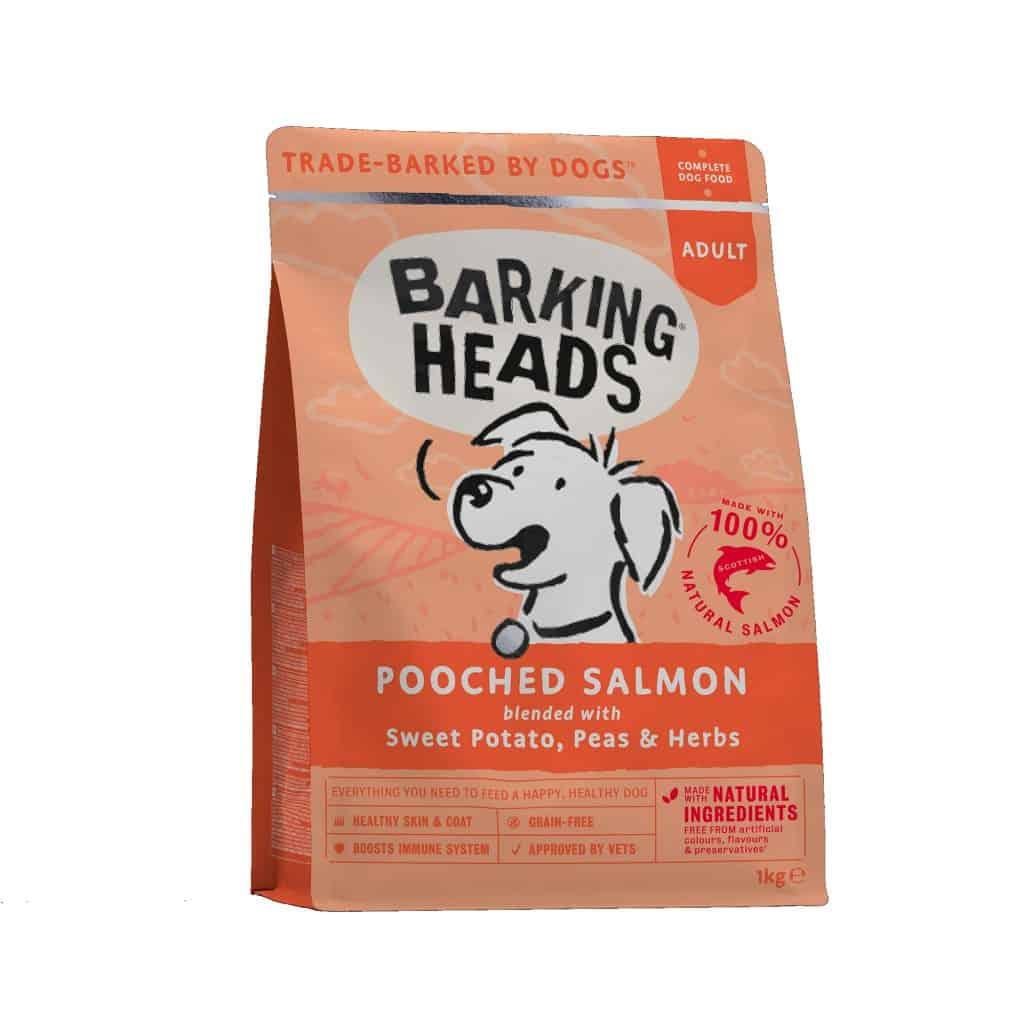 Barking Heads Poached Salmon