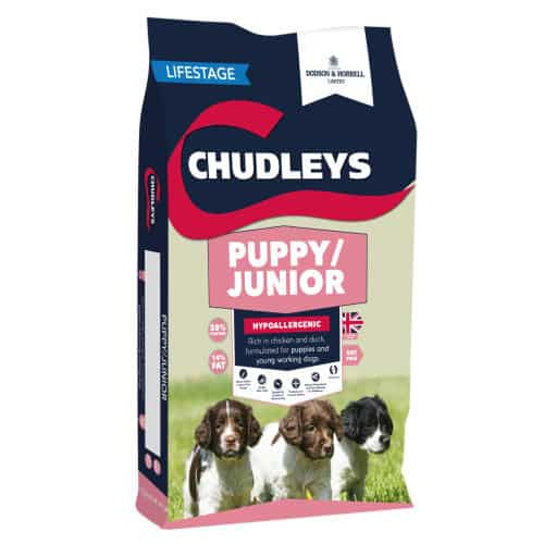 Best for Working Puppies
