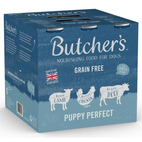 Butchers Puppy Perfect