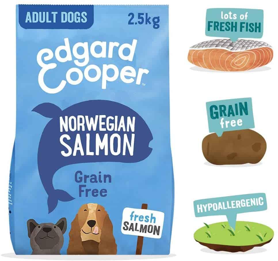 Edgard and Cooper Grain-Free Norwegian Salmon