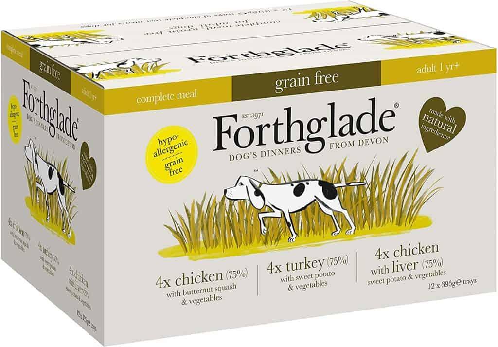 Forthglade Complete Wet Dog Food