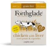 Forthglade Grain Free Wet Trays