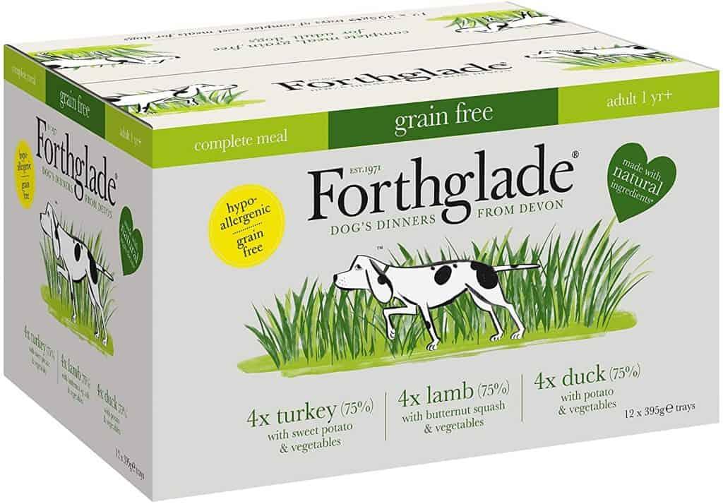 Forthglade Natural Wet Food