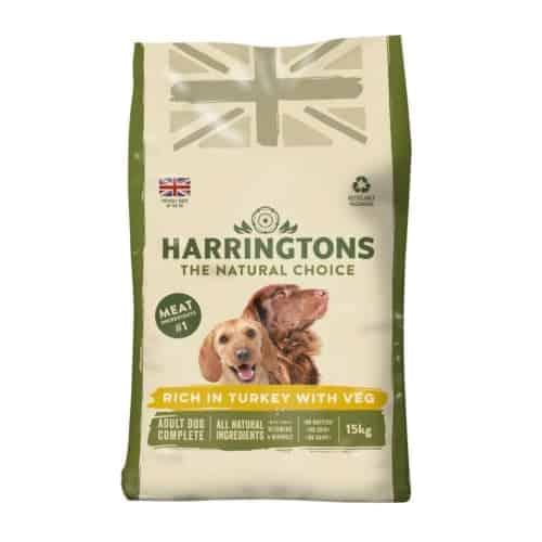Harringtons Adult Dog Lamb and Rice
