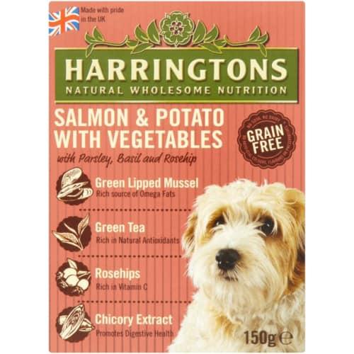 Harringtons Complete Wet