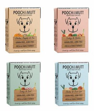 Pooch and Mutt Multipack