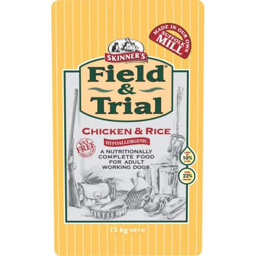 Skinner's Field and Trial Chicken and Rice