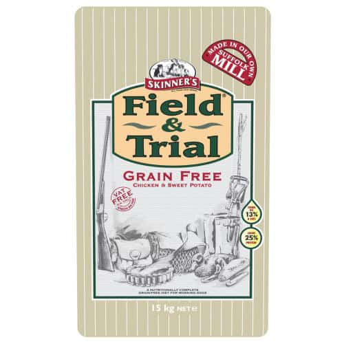 Skinner's Field and Trial Grain Free Chicken