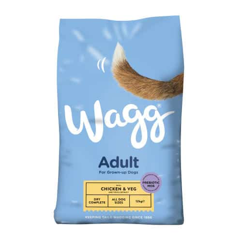 Wagg Complete Chicken and Veg
