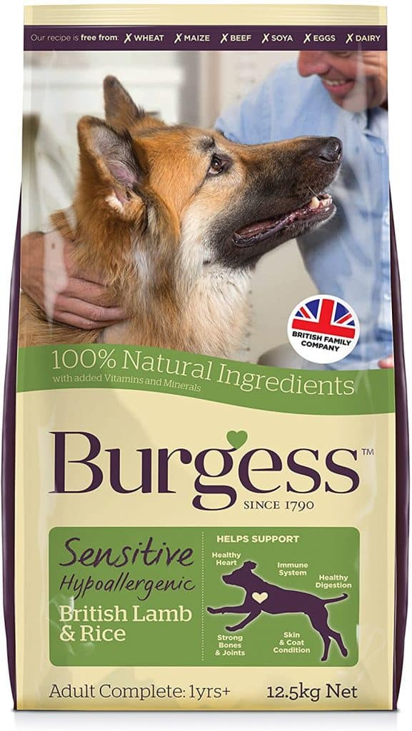 Burgess Sensitive
