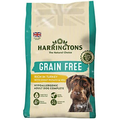 Harringtons Grain-Free Turkey and Sweet Potato