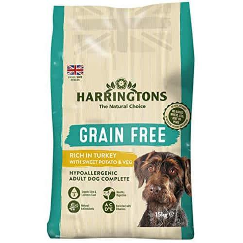 Harringtons Grain-Free Turkey and Sweet Potato