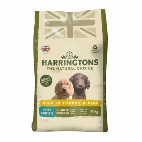 Harringtons Puppy Turkey and Rice
