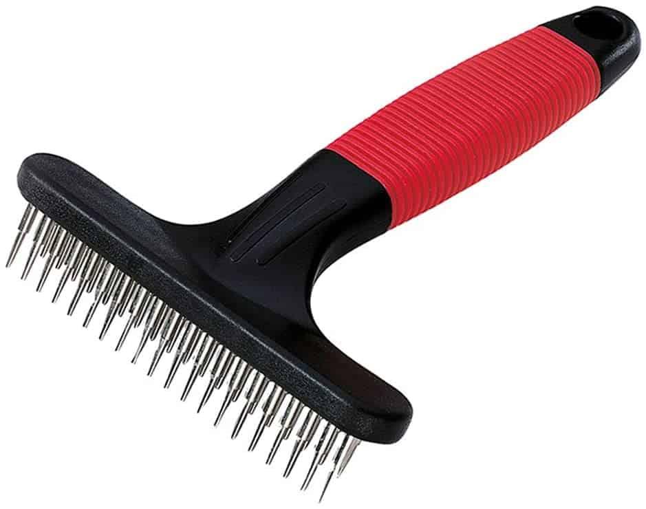 standard rake for dogs