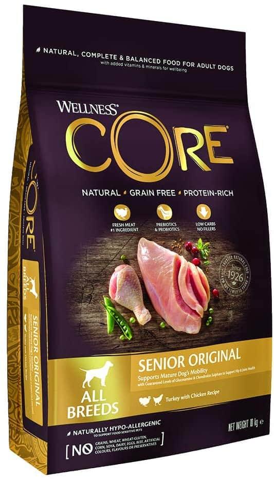 Wellness CORE Senior Dog Food